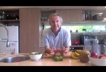 RAW FOOD VIDEOS / Just some of my videos that I've recorded to help you get to know me better and let you see how I approach a healthy lifestyle by eating LIVE foods... enjoy!