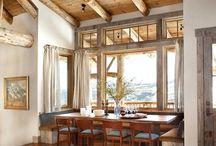 Dream Mountain Home / by Jennifer Bolz