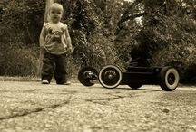 Bad Ass Wagons / wagons and pedal cars! / by Adam Deming