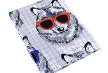 Dog In Sunglasses Novelty Print