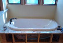 England Master Bathroom