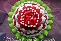 ideas de tartas de gominola