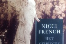 Mijn boekenkast: Nicci French