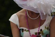 pamela  y sombrero