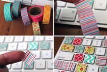 Life hacks con Washi tape