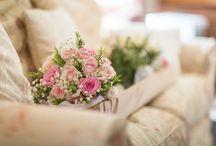 summer wedding bouquets / wedding bouquets