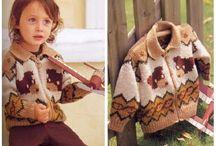 kinder truien of vesten