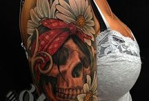 tattoos / by Gretha Phillips