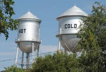 OLD WATER TOWERS / by Kathleen Glaser