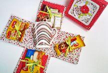 caixas e cestas
