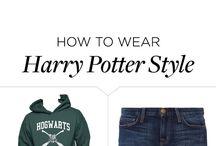 modes,fringues et autres harry potter / Habillez-vous comme les personnages Harry Potter et adoptez le style de la magie!