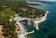Istrië / Istrië is écht een prachtige regio in Kroatië. Campings in Istrië vind je op CampingScanner.nl