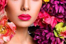Kobiety kwiaty