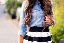Outfits that inspire me