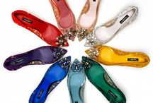 Dolce &  Gabbana Summer 2016 #DGRainbowLace / Spice up your favourite look with a pair of multi coloured lace  pumps or slippers with precious crystal  brooches in all  colours of the rainbow (and more).