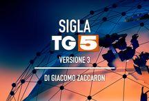 Sigla TG5 Versione 3