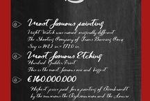 Rembrandt tour infographic