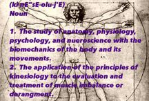 Kinesiology / Anything related to my kinesiology practice...anything that enhances our life energy, educates or make us feel good!