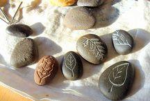 Stones rocks stenen