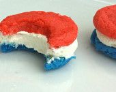 Red white and Blue / All things red, white and blue for the 4th of July. Decor, food and more.