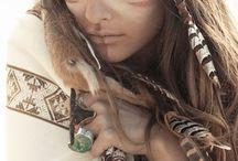 Indianer boho