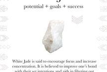 White Jade / Potential + Goals + Success