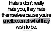 Haters / A Pick-U-Up for when you realise you have become so successful people actually hate you for it...