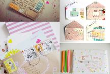 Letter and Package Ideas