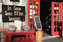Small Coffee Shop Vintage