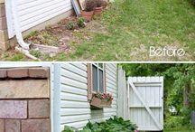 Front yard ideas