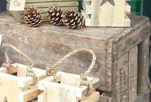 Dřevo a výrobky z něj