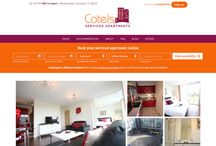 Cotels Serviced Apartments New Website Launch / We strive to meet the needs of our customers and as such have added new serviced apartments to our portfolio, made additional appliances available as required, net the needs of those wishing to use a bicycle as a mode of transport during their stay with us and now we have just launched a new mobile-friendly, visually exciting new website, which we hope you will agree is easy to navigate and informative.