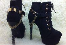 Bacheca scarpe