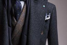 Tøj til manden
