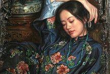 George Tsui ( b 1946 Chinese-born American)