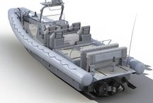 Vessel, Ship, Boat 3d models / 3D Models of warships