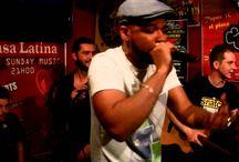 VIDEOS LIVE EN IMPRO A CASA LATINA (Bordeaux)