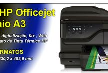 Impressora Officejet hp 7610
