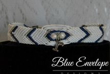 Blue Envelope Designs