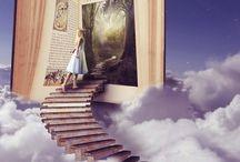 Oti and the books