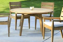 Kingsley Bate / Kingsley Bate is a premier outdoor furniture company that began specializing in teak products. They have expanded their lines of furniture to include wicker, sling, rattan and mixed materials.