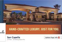 San Capella - Tempe, AZ / 1155 W. Elliot Road, Tempe, AZ 85284 (480) 612-9291 • Rent: $925-$1,604 Bedrooms: 1-3 Bathrooms: 1-3