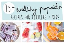 Healthy Ice Block Recipes