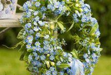* Niebieski dom | blue house *