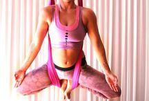 yoga vzdusna