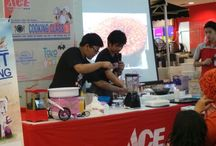 event 13: Cooking Class. @ACE HARDWARE Miko