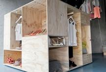 Muebles  / Función - Forma