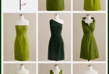 Colors France / Hey girls! The colors of wedding will be: GREEN, LAVANDA, and PALE ROSE. These will also be the colors I would love for the dresses of the bridesmaid to be. You cand even have them with models, like flowers, lines, shapes (see pins) as long as the colors are the ones of the wedding. You don't need to have the same color. Feel playful and not stressed! You can, however, talk to each other in order to have, as much as possible, a little equilibrium. Love you all and I can't wait to see you!