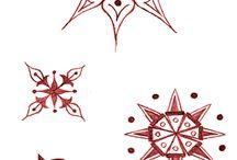 mehndi and henna