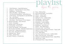 Playlists casamento/noivado